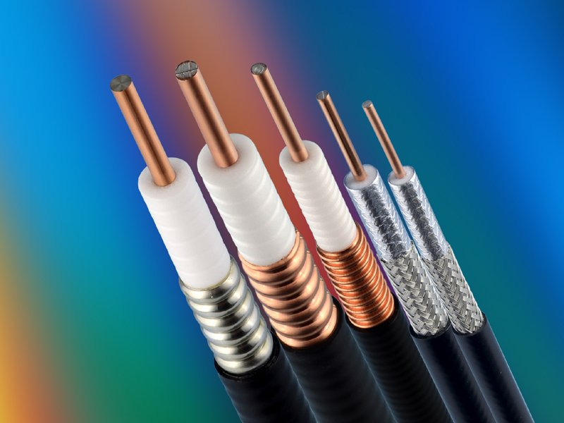 50-Ohm Coaxial Cable