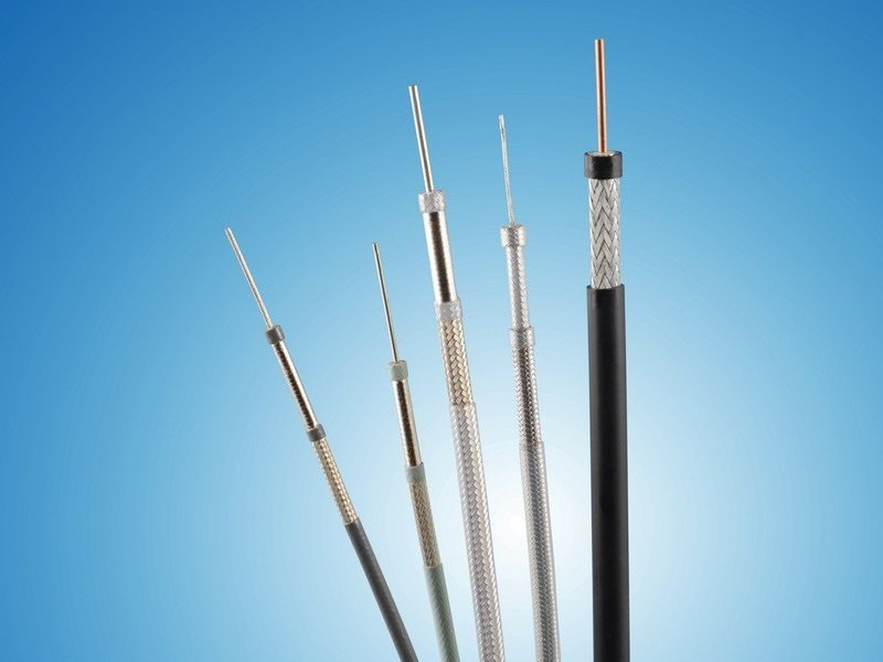 Low Loss Stable Phase Coaxial Cable