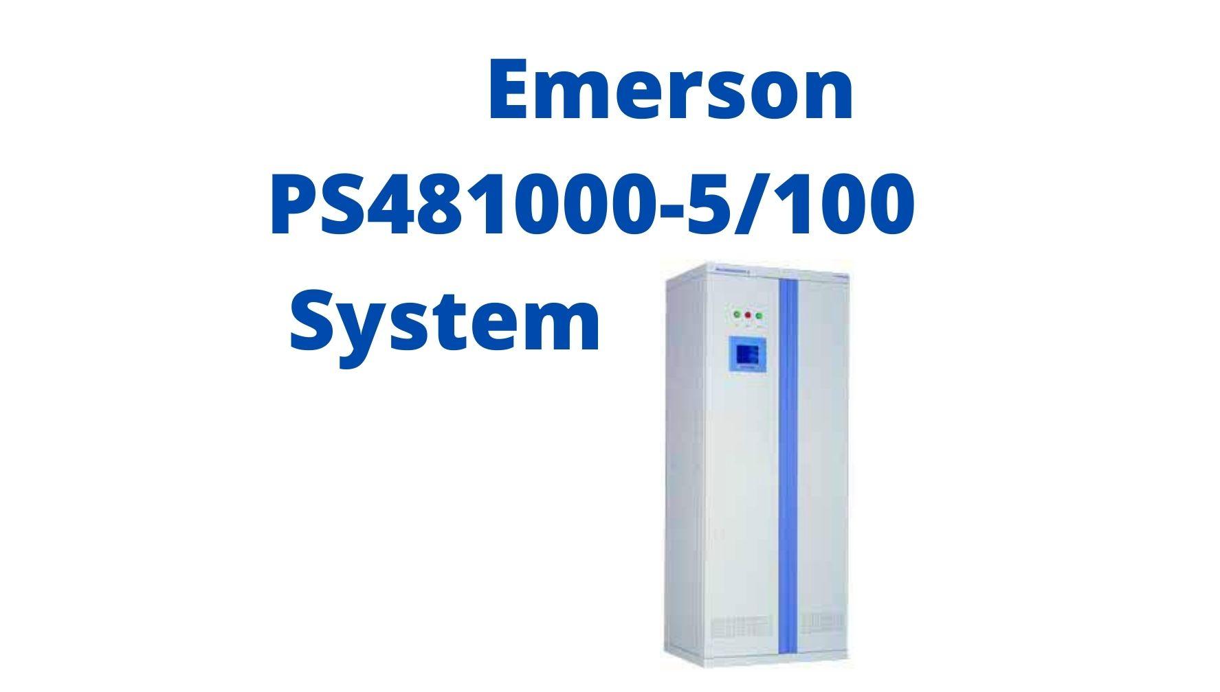 Emerson PS48100