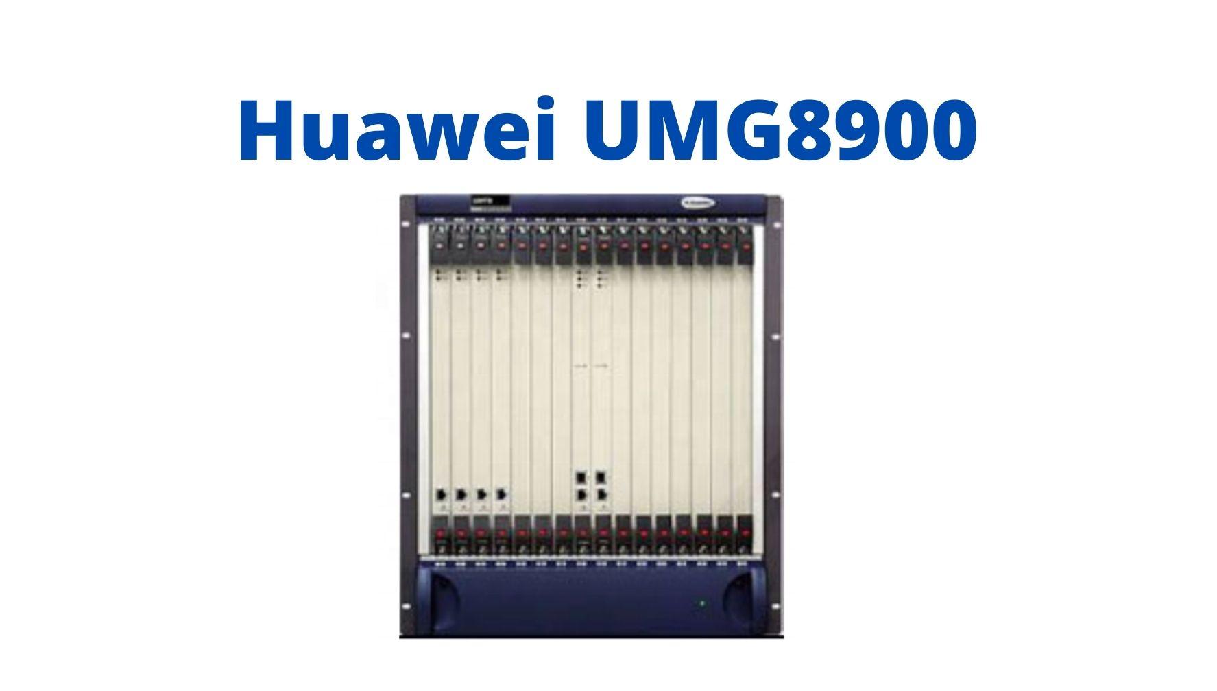 Huawei UMG8900
